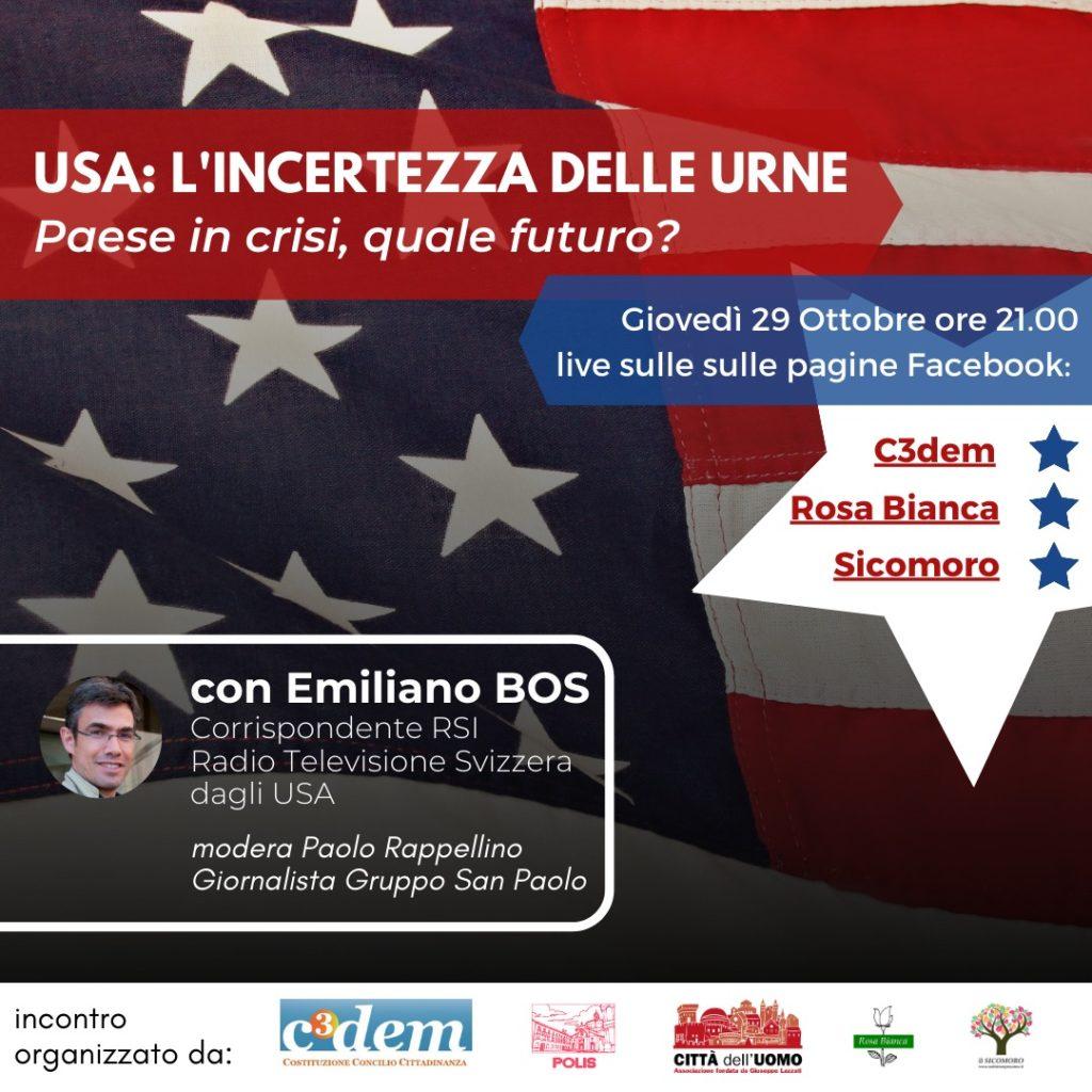 USA l'incertezza delle urne